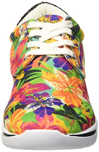North Star 5496230, Scarpe Low-Top Donna Multicolore