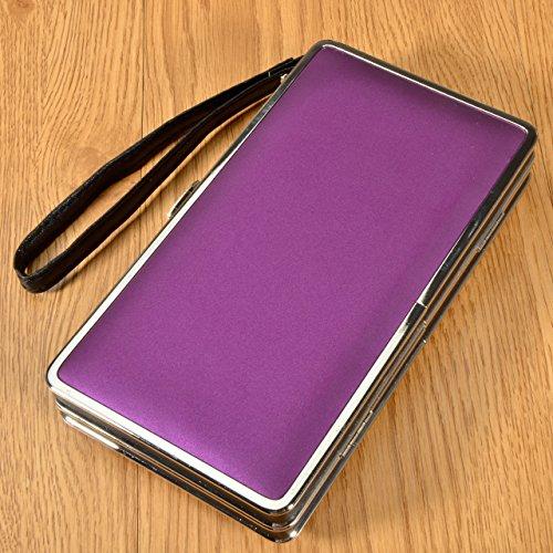 Portafogli da Donna Borsa con diamante tacchi alta modello, Sunroyal Multifunzionale [Grande capacità] Smartphone Wristlet Custodia Case Cover per iPhone 7 /7Plus /6S /6S Plus /6 /6Plus /SE /5S, Samsu Modello 37