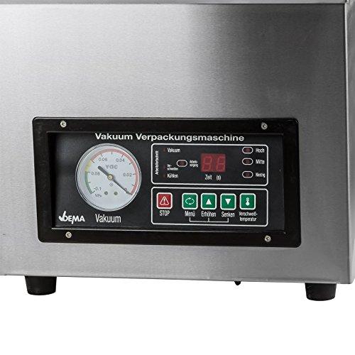 DEMA Vakuum Verpackungsmaschine VM 250 - 3