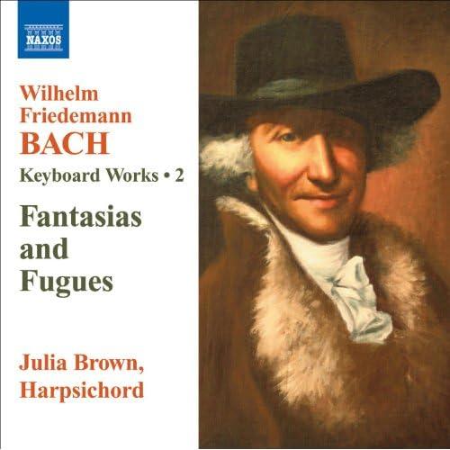 Bach, W.F.: Keyboard Works, Vol. 2 - Fantasias And Fugues