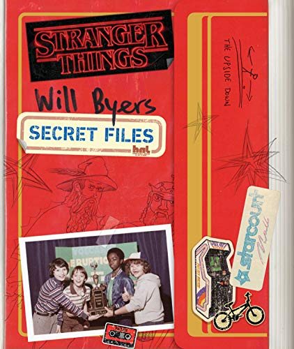 iles (Stranger Things) (English Edition) ()