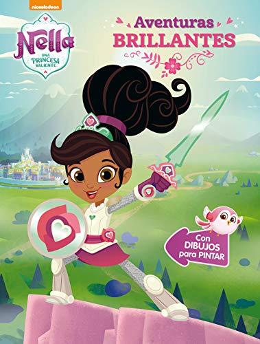 Aventuras brillantes (Nella, una princesa valiente. Actividades) por Nickelodeon Nickelodeon
