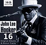 John Lee Hooker 16 Original Albums & Bonus Tracks