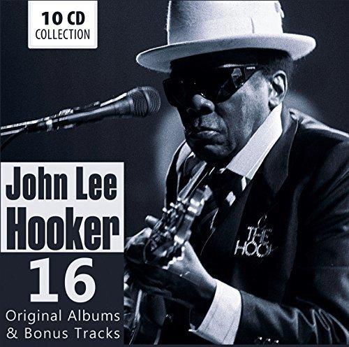 16 Original Albums & Bonus Tracks