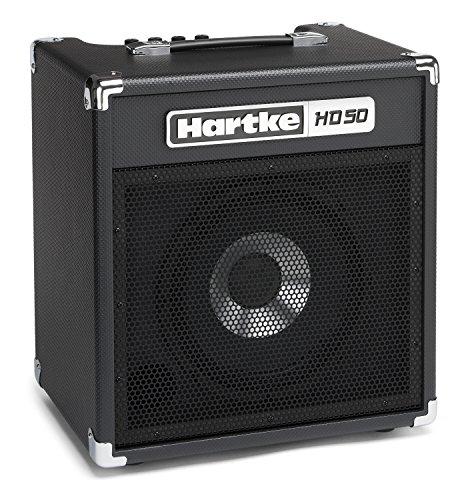 Hartke HMHD50 Bass Combo Verstärker (50 Watt)
