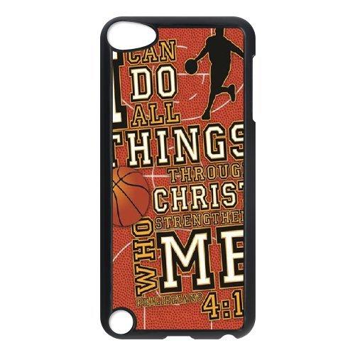 Chinese i like basket personalized phone case for ipod touch 5, custom chinese i like basket case