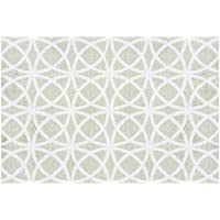 Zala Living Magic Felpudo, Poliamida, Verde, 150x 50x 0,7cm