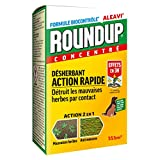 Roundup Désherbant Polyvalent Action Rapide Concentré, 800ml