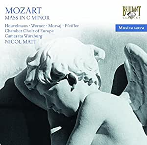 Musica Sacra: Mozart - Mass in C Minor