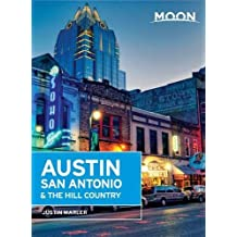 Moon Austin, San Antonio & the Hill Country