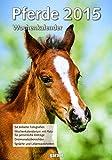 Wochenkalender - Pferde 2015