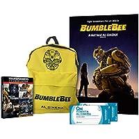 Edizione Limitata: Boxset Transformers (Blu-ray) + Zaino Bumblebee + Poster + 2 Biglietti Cinema in Regalo per Bumblebee