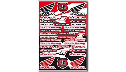 BLACKBIRD RACING - Kit Adhesivos Honda Racing Blackbird