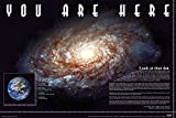 GB Eye You Are Here Space Maxi Poster 61x91.5cm
