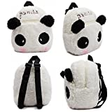 Senmi Children's Cartoon Animal Backpack Baby Toddler Kid's Schoolbag Kindergarten Bag Panda