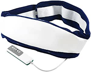 newgen medicals Massagegerät: Premium-Massagegürtel mit 3 Programmen & Wärmefeld (Nacken und Schulter Massagegerät)