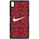 2016 New Fashion Nike Phone Funda Cover For Sony Xperia Z2,Nike Logo Design Hard Funda Sony Xperia Z2 Phone Funda,Sport Brand Phone Funda Jordan044