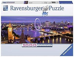 Ravensburger Italy- Rav Pzl 1000 Pz Londra di Notte 15064, Multicolore, 878555