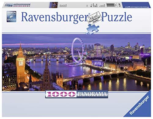 Ravensburger 15064 London bei Nacht (Puzzles Erwachsene Für)