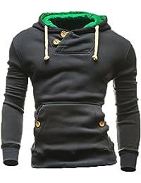 niceEshop(TM) Adulte Hommes Sweatshirt à Capuche