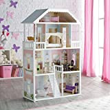 #5: KidKraft Savannah Dollhouse with Doll Family