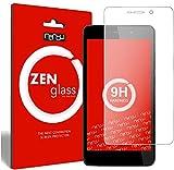 ZenGlass Flexible Glas-Folie für Wiko Pulp 4G Panzerfolie I Bildschirm-Schutzfolie 9H