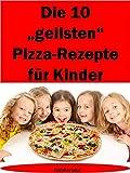 """Die 10 """"geilsten"""" Pizza-Rezepte für Kinder: '1. Herzpizza 2. Gyrospizza 3. Pizza – Schnecken..."""