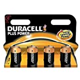 Duracell Batterien Plus Power C