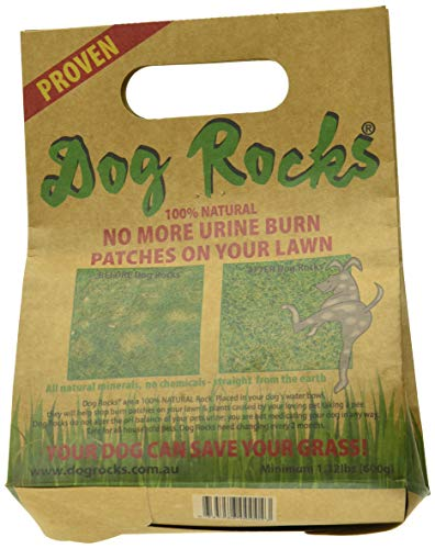 Dog Rocks Urinpflaster Preventer 600g Beutel