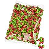 Mini Erdbeeren Fruchtgummi 1kg