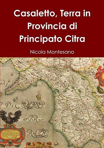 Casaletto, Terra in Provincia di Principato Citra por Nicola Montesano