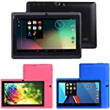 7inch Google Android 4.4 Quad Core Tablet PC 1GB+8GB Dual Camera WiFi Bluetooth - B07GVLV8JM