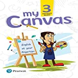 My Canvas Literature Reader by Pearson for CBSE English Class 3