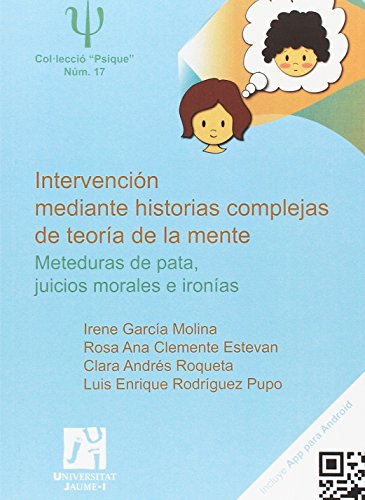 Intervención mediante historias complejas de teoría de la mente par Irene García Molina