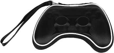 Custodia da Trasporto per PS4, Custodia da Viaggio Custodia Portatile per Controller per Playstation 4, Antiurto (Nero)
