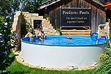 Schwimmbecken Rundpool Fun-Zon 3,50 x 1,20m Stahlwandpool, Rundbecken