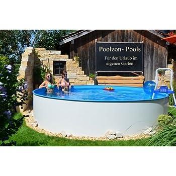 Berühmt Stahlwandpool 3,00 x 1,20 Pool Rundpool 3 m Swimmingpool 3,0 x 1,2 FY18
