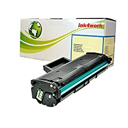 ink4work, Compatible Replacement for Samsung MLT-D111S (111S) Compatible With Xpress M2022, Xpress M2020W, Xpress 2070FW Printer (1 Pack)