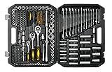 Bohell SH215–Valigetta con set di chiavi a bussola e altre attrezzi, 215pezzi