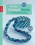Stilvolle Schmuckstücke: Netztechnik mit japanischen Racailles, Delicas und vielen weiteren Perlen (kreativ.kompakt.)