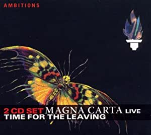 Time for Leaving -Live