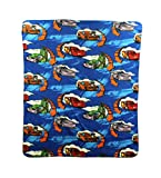 Nordwest-Disney Cars Grand Prix Repeater Fleece Charakter Decke 50x 60-inches, multicolor, 127x 152,4cm