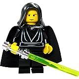 LEGO Star Wars: Minifigur Luke Skywalker (aus dem Set 3341) mit Chrome-Laserschwert