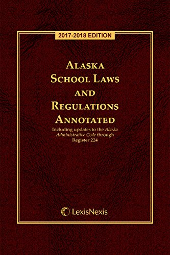 Alaska School Laws and Regulations Annotated
