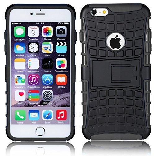 DN® Smart Schutzhülle für Apple iPod Touch 5und Apple iPod Touch 6, SLIM SURVIVOR BLACK, APPLE IPOD TOUCH 6 (Ipod Touch Survivor Slim)