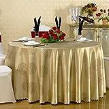 Tischdecke Verdickte chinesische Tischdecke Hotel Restaurant quadratischen Tisch Runden Tisch Couchtisch Tischdecke Stoff Hochzeit Tischgruppe