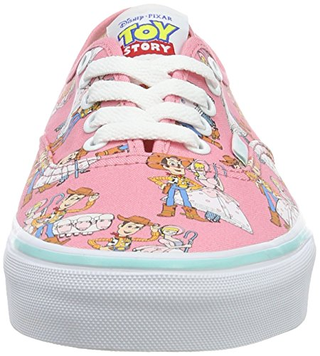 Vans Authentic, Sneakers Basses Mixte adulte Multicolore ((Toy Story) Woody/Bo Peep)
