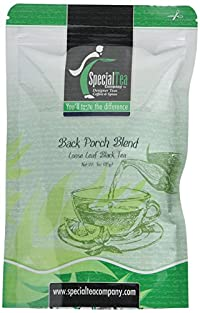 Special Tea Loose Leaf Black Tea, Back Porch Blend, 3 Ounce