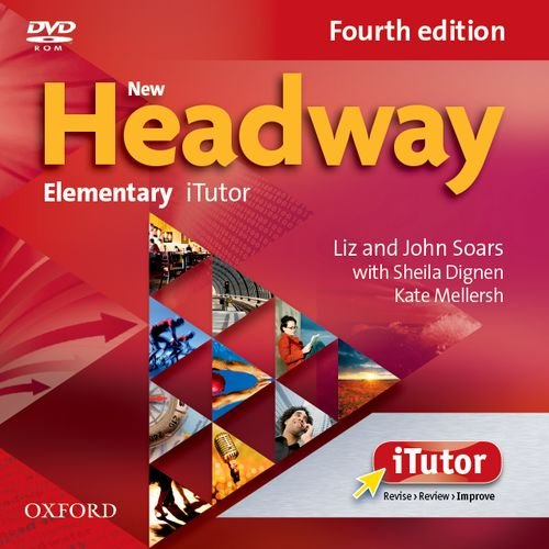 New Headway: Elementary Fourth Edition: iTutor DVD