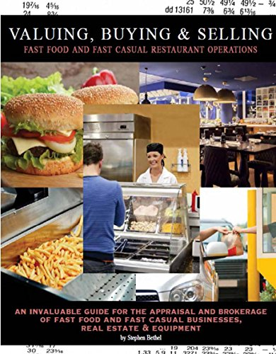 Valuing, Buying & Selling Fast Food and Fast Casual Restaurant Operations Fast-casual-food